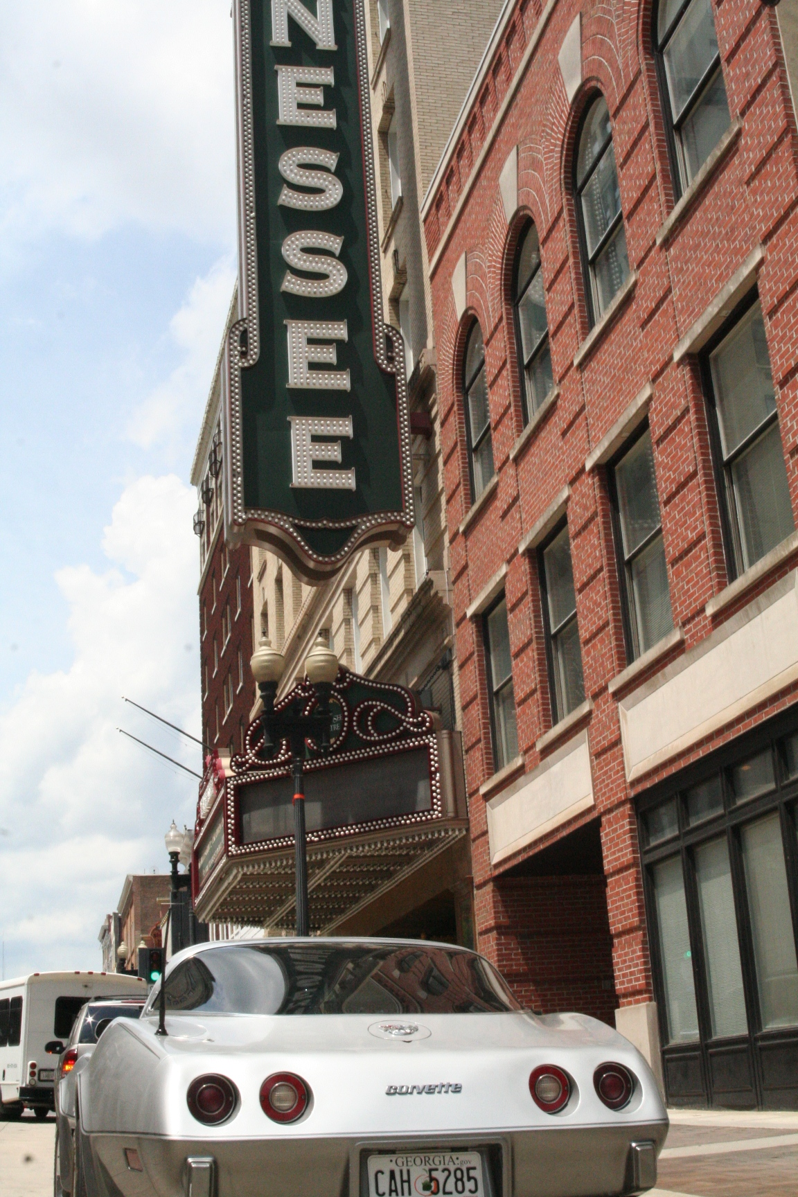 Tennessee Theater, Knoxville, Tenn.