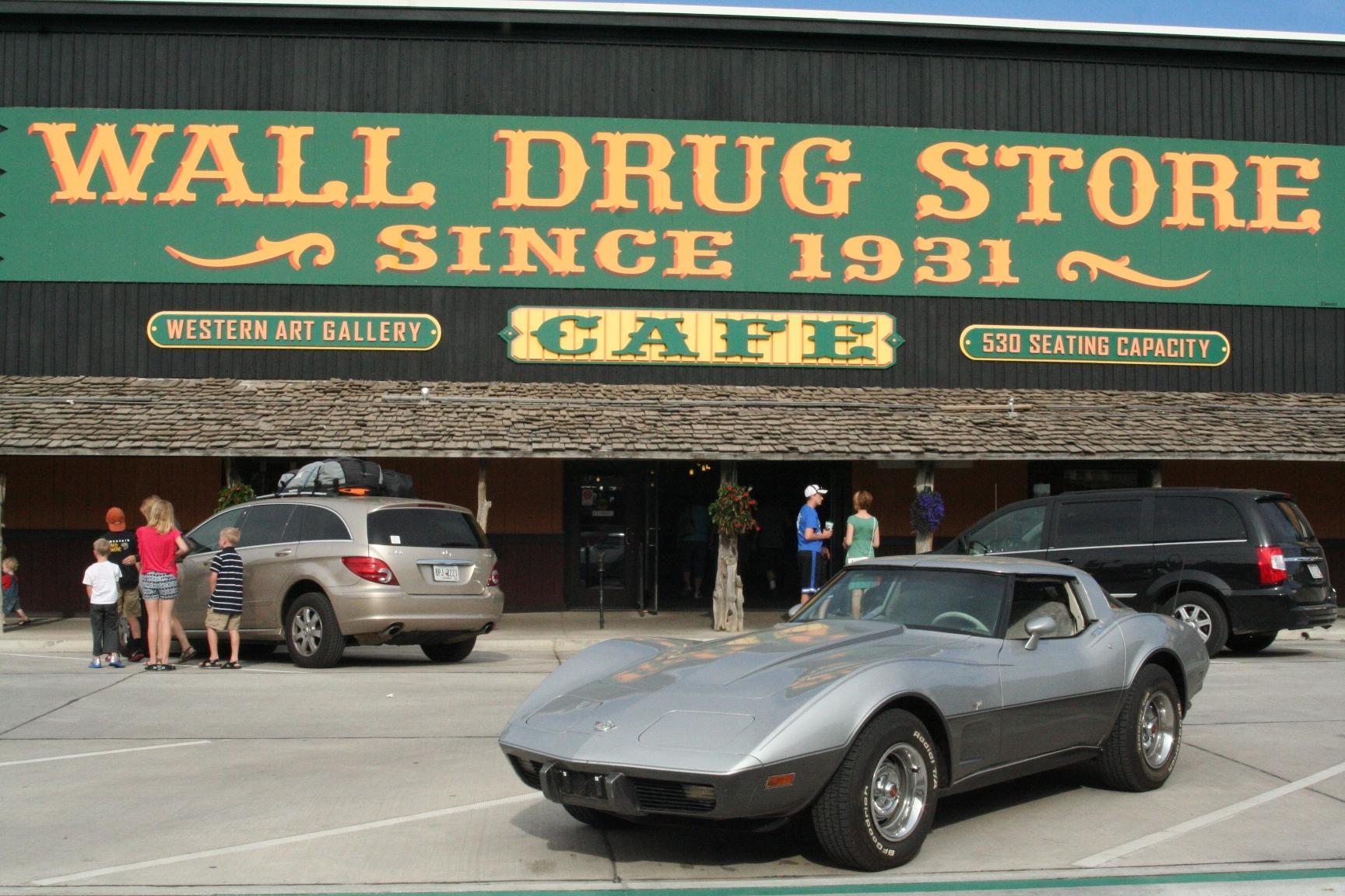 Wall Drug Store, Wall, So. Dakota