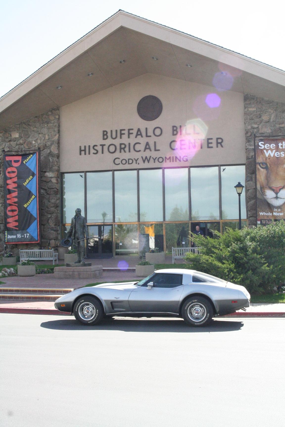 Buffalo Bill Hist. Ctr., Cody Wyo.